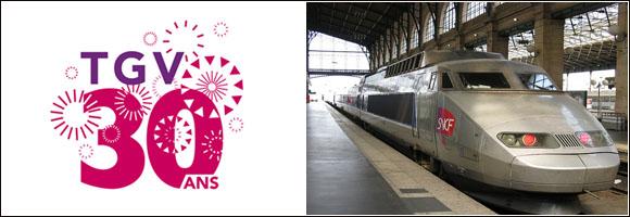 30 ans de TGV