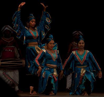 danses srilankaises