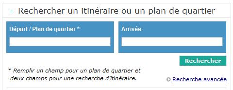 RATP recherche