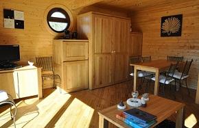 maison flottante intérieur 1