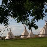 Camp de Tipis