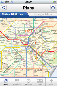 ratp application