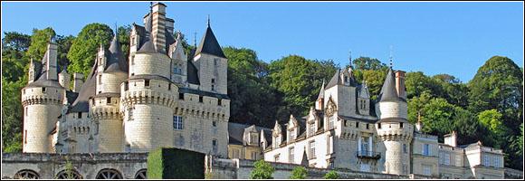 chateau indre et loire