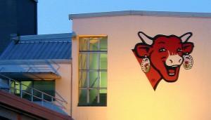 maison de la vache qui rit