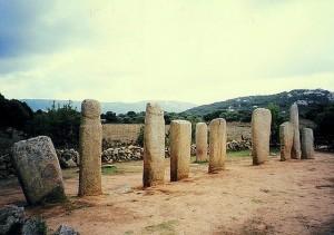 Menhirs de Stantari