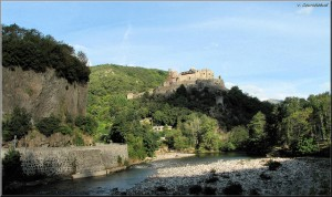 chateau du ventadour