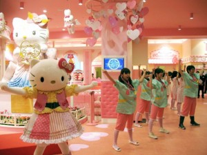 hello kitty parc