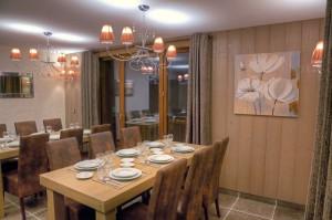 restaurant résidence platinium
