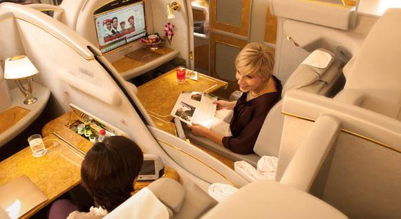 Emirates premiere classe