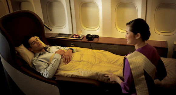 Royal-First thai airways