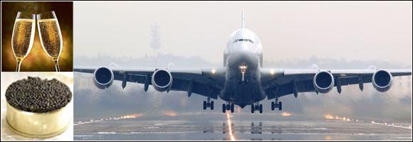 compagnie aérienne de luxe