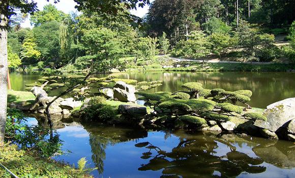 Le label jardin remarquable de france for Le jardin oriental de maulevrier
