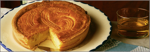 gateau basque article