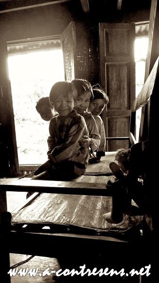 lutin avec bambin birmans