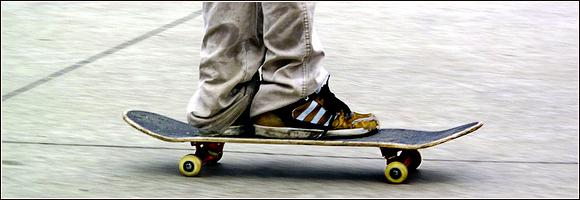 Insolite une balade dans paris depuis un skate vid o - Creer son skateboard ...