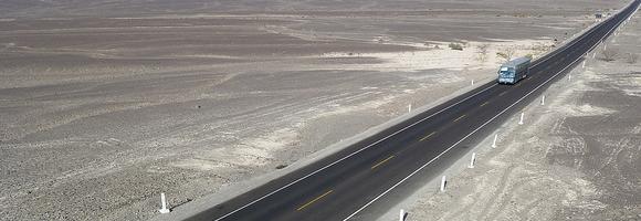 autoroute panaméricaine