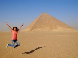 Le Caire - Pyramides (2) (Medium)
