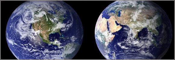 Carte du Monde Centrée Sur L'europe du Monde Avec L'europe au