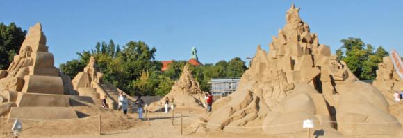 festival sculpture