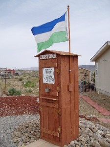 Molossia_-_Customs_post