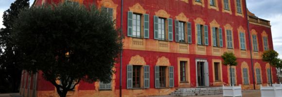"""Le Musée Matisse de Nice possède la marque """"Qualité Tourisme""""."""