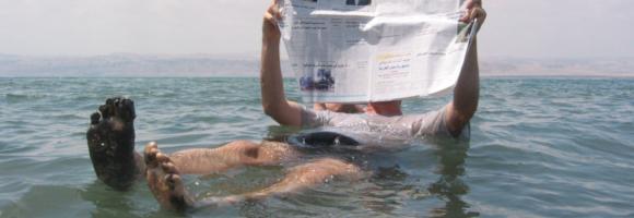 mer morte