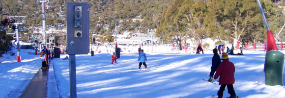 australie ski
