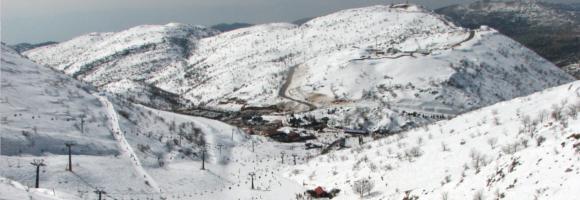 liban skier