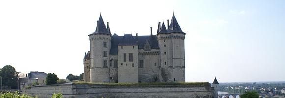 résidence château de la loire