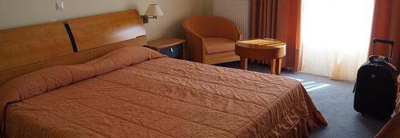 chambre hôtel