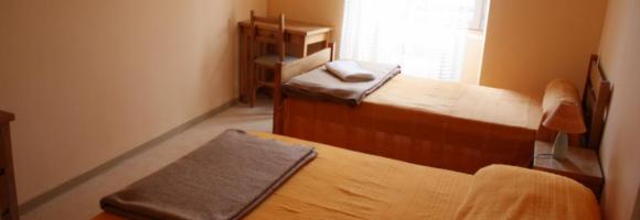 l 39 auberge la fount id al pour se ressourcer. Black Bedroom Furniture Sets. Home Design Ideas