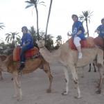Famille nomade digitale- marrakech en famille