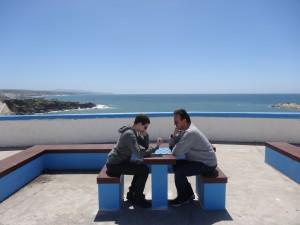 Patrice et Logan-Ericeira-Portugal(1)