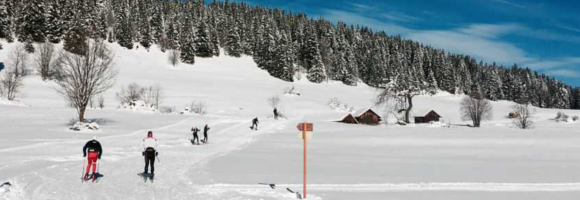 skier france