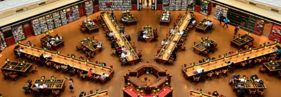 Bibliothèque d'Etat du Victoria