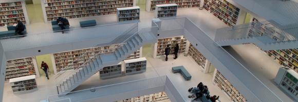 Bibliothèque publique de Stuttgart,