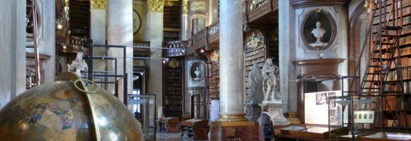 bibliothqèe vienne