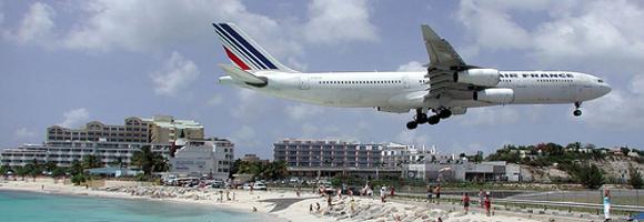 Aéroport de Saint-Martin
