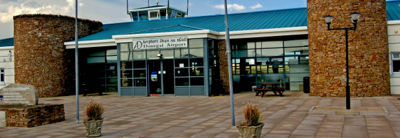 donegal aéroport
