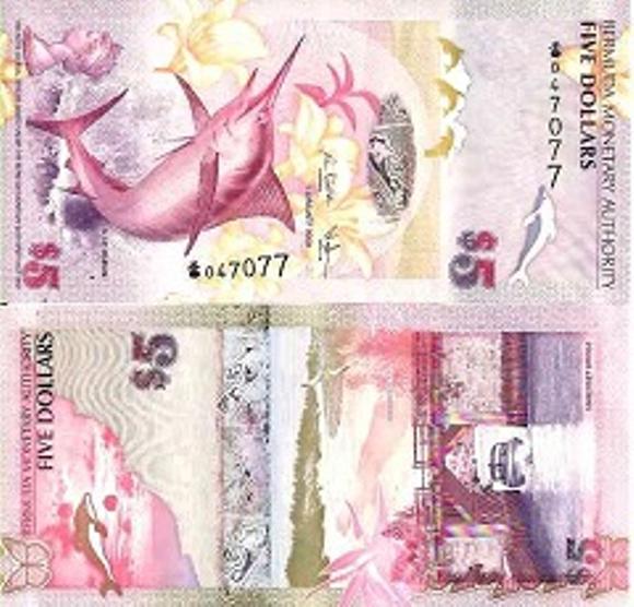dollar bermudes
