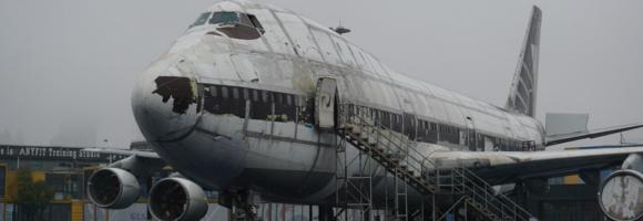 avion-abandonne