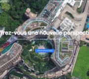 nouvelles fonctionnalités de google earth