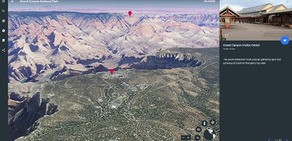 histoire interactive google earth