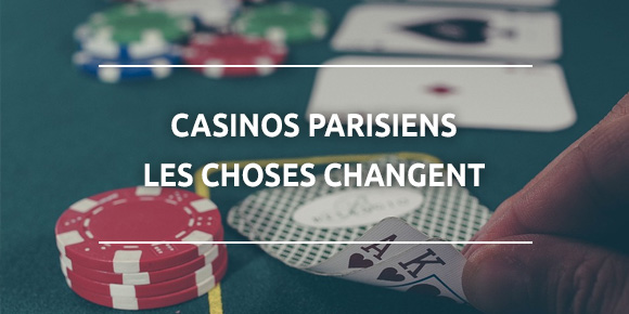 casinos paris