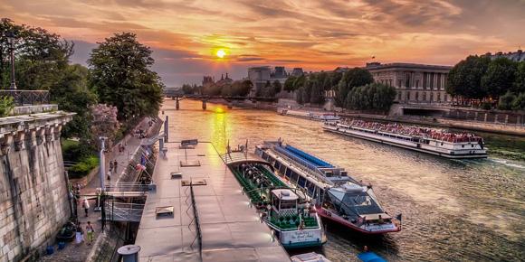bateaux paris