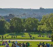 parc de Stromovka Prague