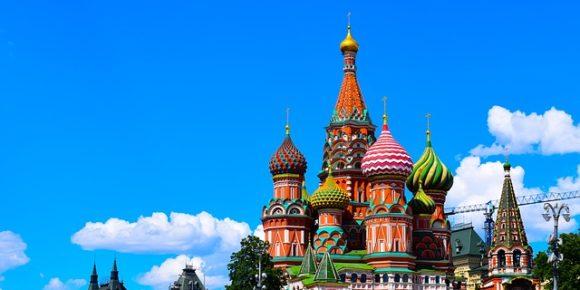 Moscou Cathedrale Saint Basile