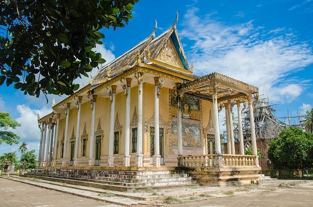 pagode cambodge