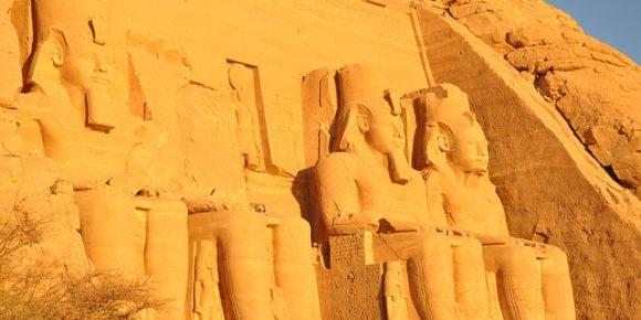 Temple Abou Simbel