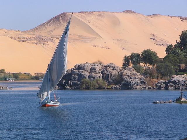 Assouan Le Nil